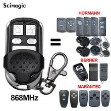 HORMANN Marantec Berner 868 mhz Garage Door Remote Control Hormann HSM2 HSM4 HSE2 868.3MHz Gate Opener Command Transmitter