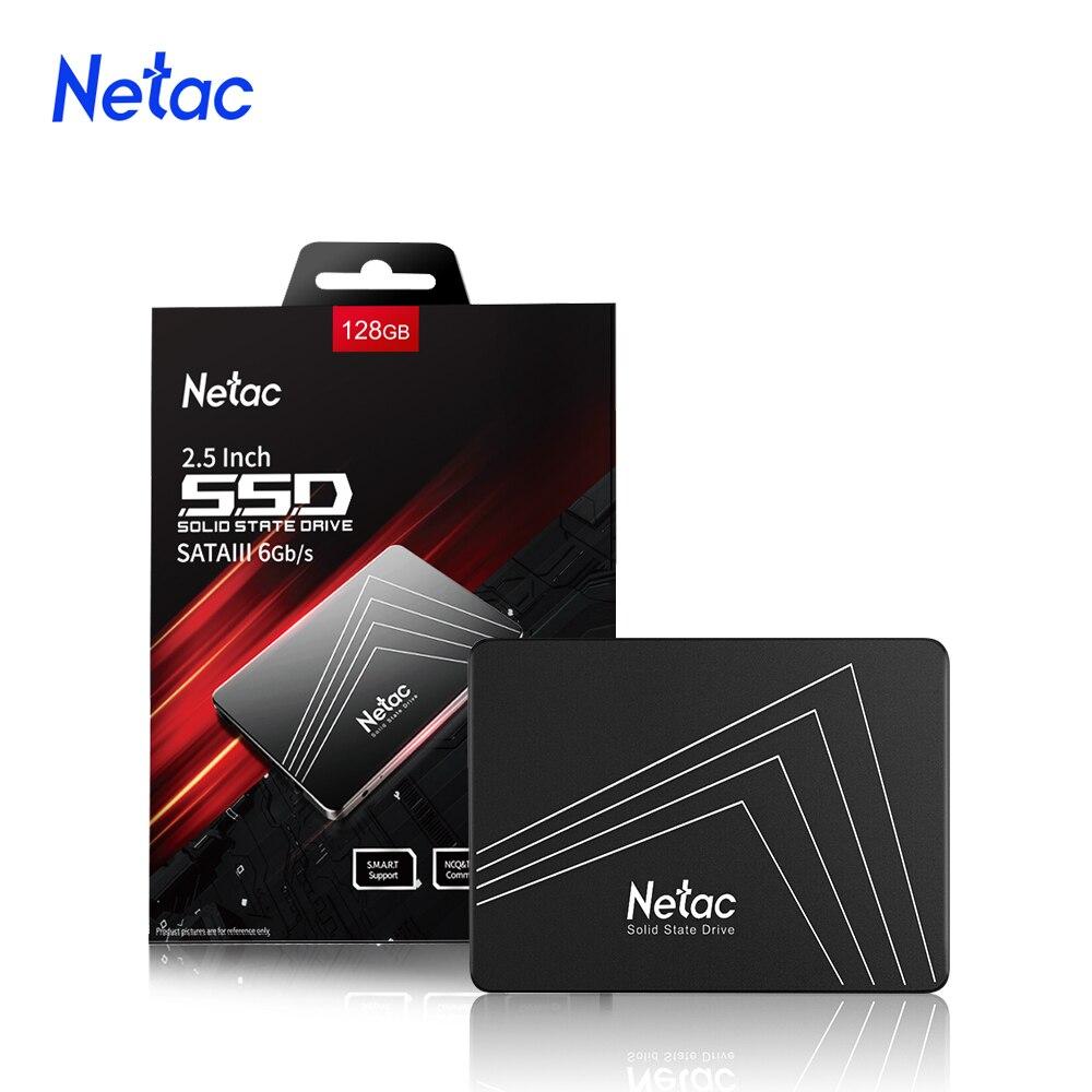 Netac-disco duro interno de estado sólido para ordenador portátil, unidad ssd de 1tb, 2,5 pulgadas, SATA, 120gb, 240gb, 480gb, 500gb, 250gb, 128gb, 256gb, 512gb