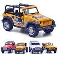 1:36 kinder Auto Modell Spielzeug Pull-back-Graffiti Off-road Auto Metall Gießt Druck Fahrzeuge Sammler Geburtstag Geschenk für jungen Kinder Y103