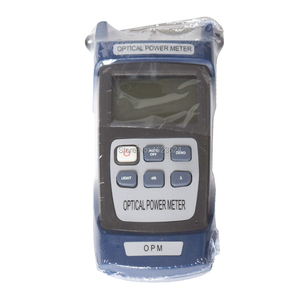 Image 2 - Free Shipping Fiber Optical Power Meter Fiber Optical Cable Tester  70~+10dBm or  50~+26dBm with FC SC Connector