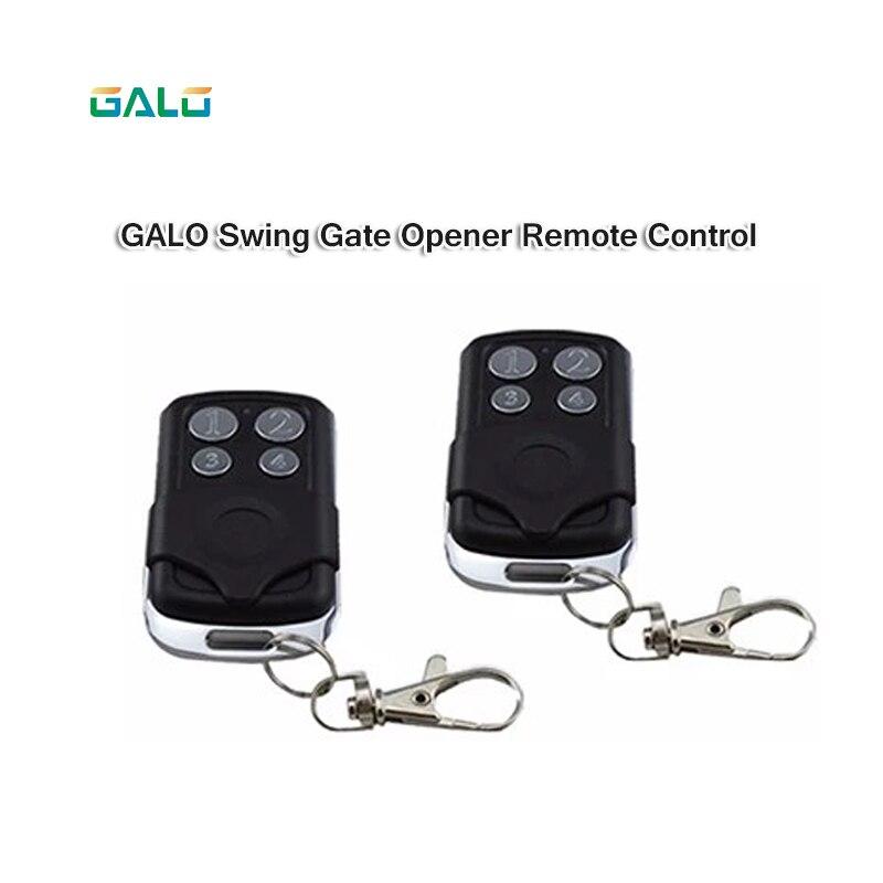 GALO Dedicated Remote Control For Swing Gate Opener/garage Sliding Gate Motor