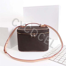 Toiletry-Bag Handbag Ladies Luxury Design Fashion Women BB Large-Capacity Nlce Hot-Selling