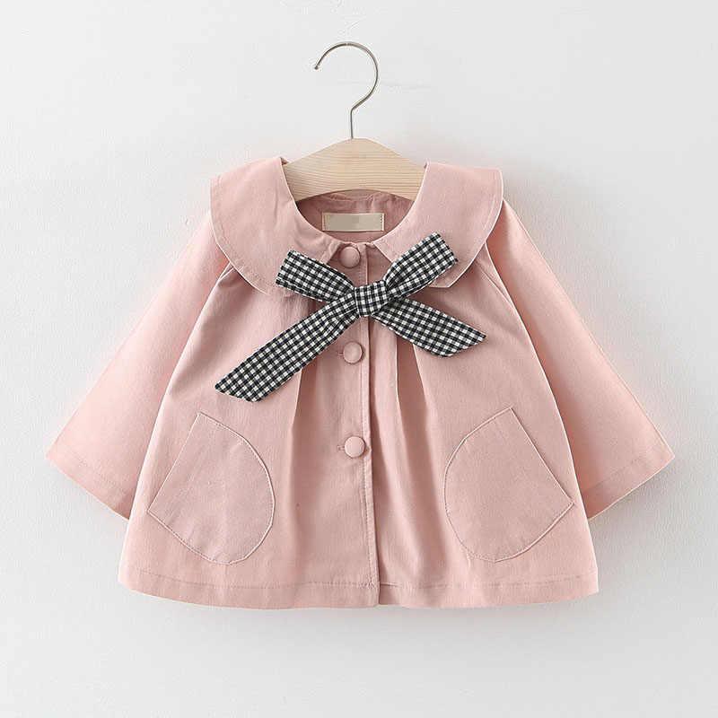 תינוק להאריך ימים יותר 2019 חדש חורף תינוק בנות אופנה cartoon סלעית מעיל חמוד תינוק מעילי ילדים בנות בגדים לילדים בגדים