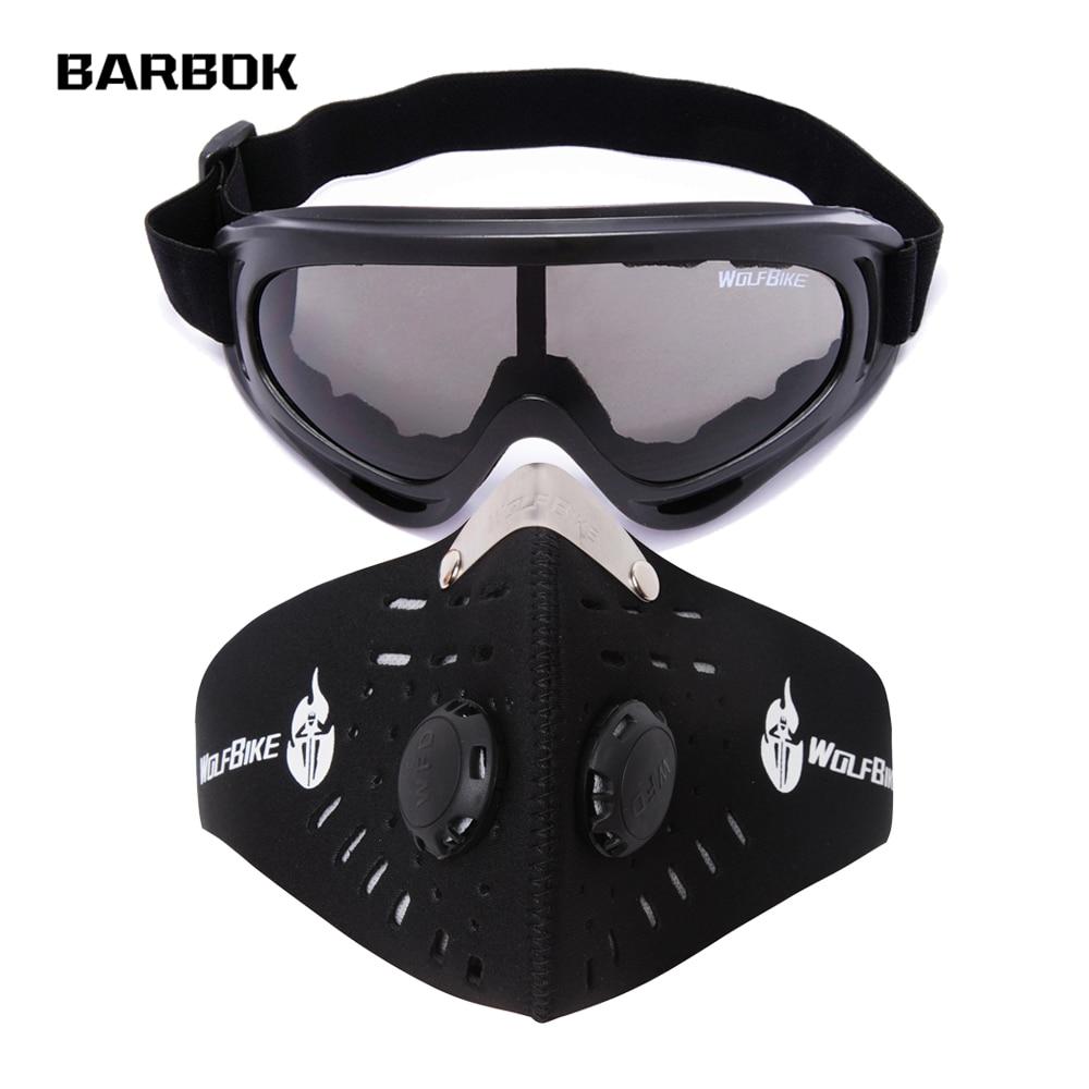 WOSAWE Men Ski Snowboard Mask Winter Ski Snowmobile Goggles Windproof Skiing Glasses Motocross Sunglasses with Mouth Filter|Skiing Eyewear| - AliExpress