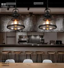 Креативный стеклянный подвесной светильник лампа в стиле лофт