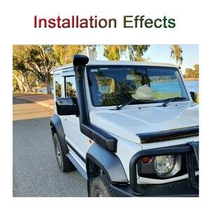 Image 5 - Car Wading Hose For Suzuki Jimny JB64 JB64W Jb74 JB74W 2018 2020 Intake Manifold High Intake Duct Air System Accessaries