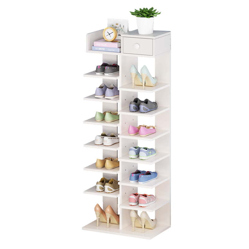 Shoe Stool Simple Household Economic Door Mini Shoe Rack Shoe Cabinet Living Room Storage Stool Shoe Stool With Drawer
