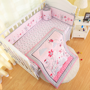 Baby Girl Crib Bedding Sets Pi