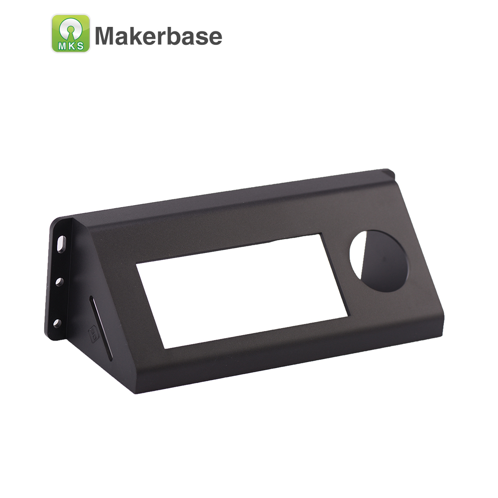 LCD2004 display case holder 3D printer lcd outer casing screen shell module crust 2004 LCD frame pan