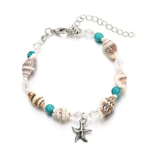 Shell Bracelet Coquillage Seashell Conchabracelets Bangles Bracelets 2019 Women Trendy Hot Sale