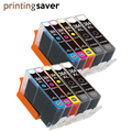 10 шт. 364XL картридж совместимый для HP364 364 XL Photosmart Беспроводной B109a B109d B109f B109n плюс B209a B209c B210a принтер