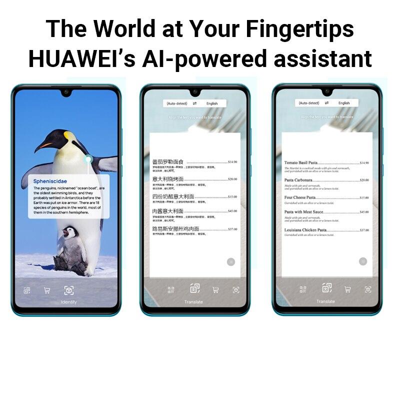 Глобальная версия huawei P30 Lite 4GB 128GB смартфон 24MP тройной Камера s 32MP Фронтальная камера 6,15 ''Full Экран Kirin 710 18 Вт QC - 4