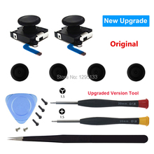 3D Analog Thumb Stick für Nintend Schalter für Freude Con Joystick Caps Ersatz Reparatur Teile Mod Kit für JoyCon Schalter controller