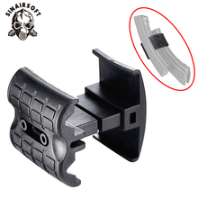 Nylon Clip AK47 AK74 Rifle Gun Dual Magazine Coupler Link Speed Loader Parallel Connector For Paintball Hunting Accessories