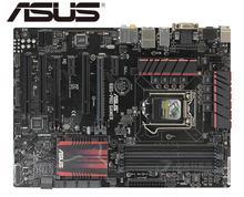 Used motherboard  ASUS B85-PRO GAMER LGA 1150 DDR3 32GB USB3.0 for intel I3 I5 I7 22nm CPU HDMI B85 desktop PC on sales сумка vita vita mp002xw19gsi