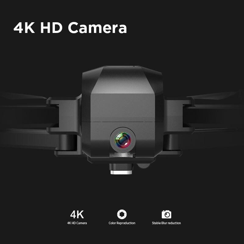 H20 4K Дрон двойная камера Дрон Профессиональный Квадрокоптер стабильная высота вертолет Дрон камера VS SG706 F11 KF607 XS816 GD89