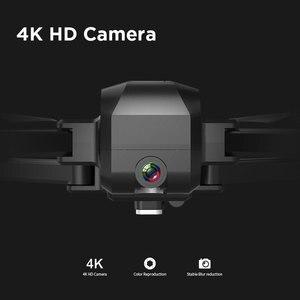 Image 3 - H20 4 18K ドローンデュアルカメラドローン Profissional Quadcopter 安定した高さ Rc ヘリコプタードローンカメラ VS SG706 F11 KF607 XS816 GD89