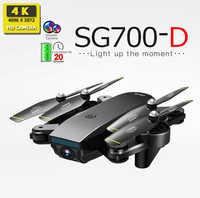 SG700-D sg700 drones com câmera hd mini zangão rc helicóptero 4k dron brinquedos quadcopter profissional drohne com câmera quadrocopter