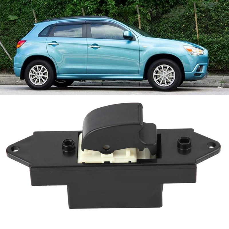 MR587944 Car Electric Power Window Control Switch Button For Lancer 2008-2014 L-200 Magnum Colt ASX