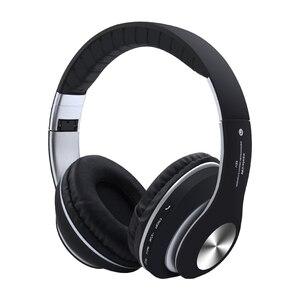 Bluetooth-наушники с микрофоном и поддержкой SD-карты