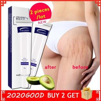 Smooth Skin Cream Fat wrinkles Pregnancy Removal To Maternity Skin Repair Body Cream Soft Skin Stretch Marks Scar Removal Creams 1