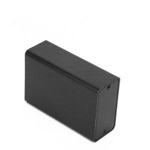 Алюминиевый корпус для экструзии, алюминиевый корпус для экструзии, корпус источника электропитания, 5 шт., 44*23-65 мм в комплекте