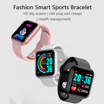 Smart Watch Bluetooth Watches Sport Fitness Tracker Bracelet Heart Rate Monitor Blood Pressure for Android iOS e20 smartwatch dtno 1 s9 nfc smartwatch heart rate monitor bluetooth smart watch for ios android bracelet heart rate monitor activity tracker