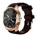 K98H gps Смарт-часы Мужские 3g SIM Bluetooth наручные часы монитор сердечного ритма фитнес-трекер 1 3 дюймов спортивные умные часы