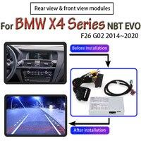 Vorne Hinten Kamera Modul Für BMW X4 F26 G02 2014 ~ 2020 NBT EVO Interface Original Auto Bildschirm Display Upgrade parkplatz CAM Decoder-in Fahrzeugkamera aus Kraftfahrzeuge und Motorräder bei