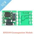 PNI RM3100 Geomagnetism Sensor Module Drieassige Magnetische Veld Sensoren Spi-interface Hoge Nauwkeurigheid 13156 13104 13101