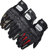 Komine – gants d'été en maille 3D pour hommes, pour Motocross, moto, GK GK-215, pour Scooter, moteur, 215