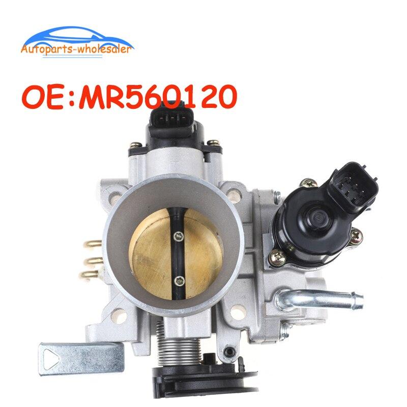 Car For Mitsubishi Lancer 4G18 Throttle Body Valve MR560120 MR560126 MN128888 Auto Parts