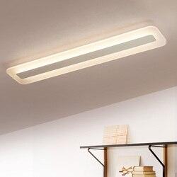Nowoczesne akrylowe oświetlenie sufitowe Led Lights Ultra cienka lampa oprawa plafonnier dla dzieci sypialnia przedpokój jadalnia lustre led lampa sufitowa w Oświetlenie sufitowe od Lampy i oświetlenie na