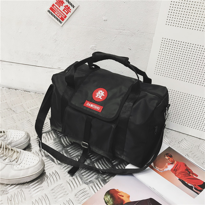 Spring 2019 New Korean Single Shoulder Travel Bag Short-distance Training Fitness Sports Women's Bag