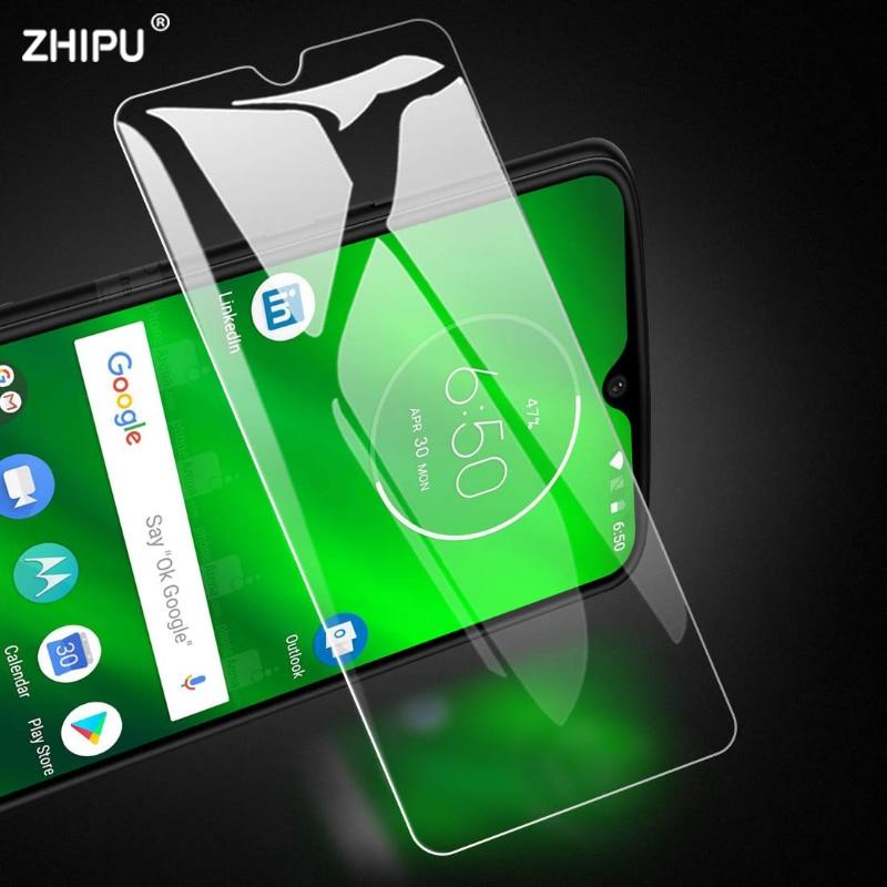 25 Pcs Tempered Glass For Motorola Moto G7 G6 G5 G4 Screen Protector Plus Film
