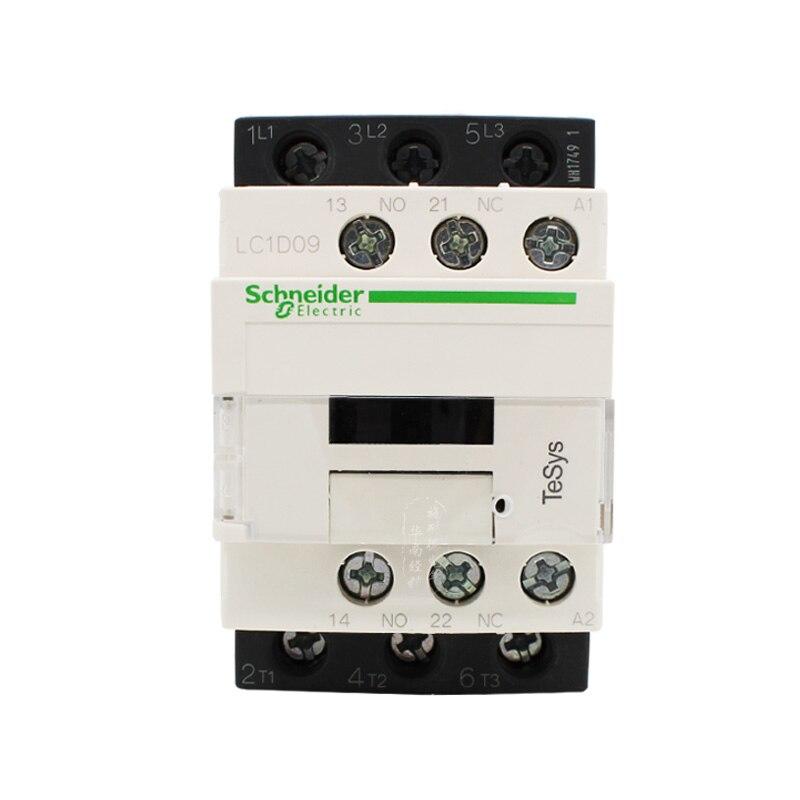 Chint Contactor 24VDC 60A AC1 40A AC3 3P 3 Main Poles 1NO+1NC Aux