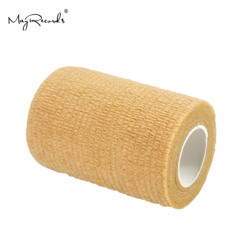 7.6CMX2.3M Waterproof Elastic Self Adhesive Bandage Medical Bandage Pet Bandages First Aid