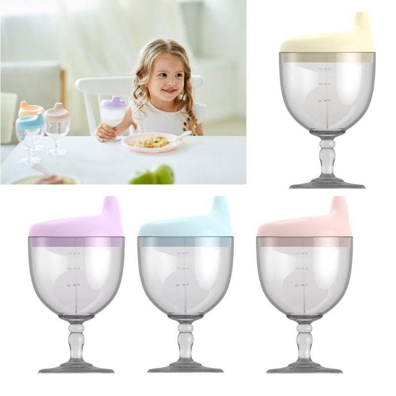 Newborn Baby Bottle Leak-proof Food Juice Feeding Bottle Food Supplement Bottles P31B