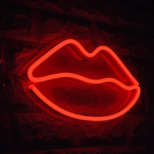 Custom LED neon light party wedding home decoration lamp creativity and personality Valentine's day night light gift signboard