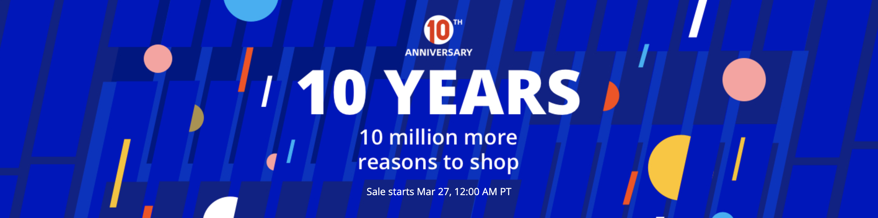 Aliexpress 10th Anniversary Sale Guide Aliexpress Blog