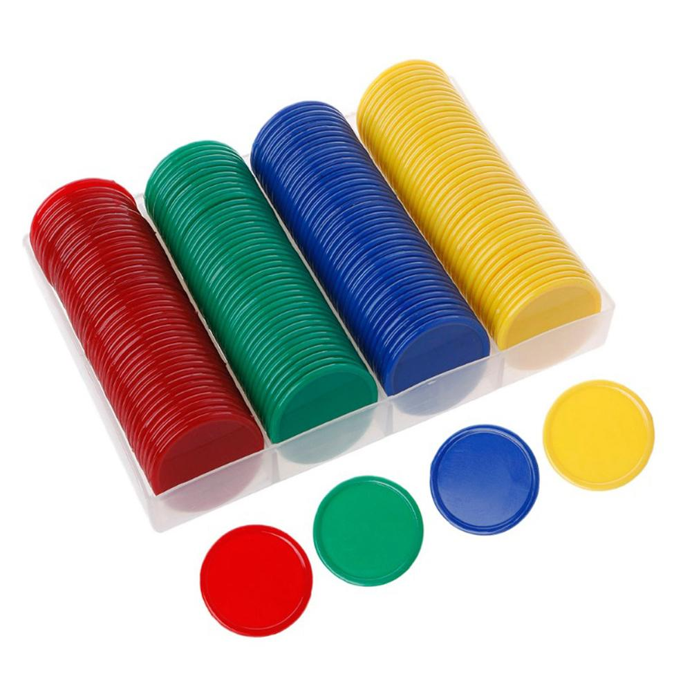 160pcs-lot-plastic-font-b-poker-b-font-chips-casino-bingo-markers-token-fun-family-club-board-games-toy-creative-gift-4-colours-38mm
