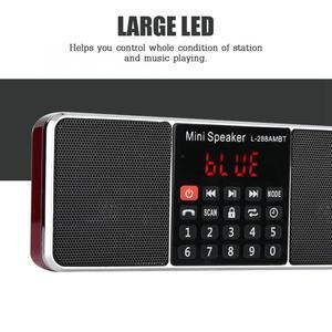 Image 5 - Stereo Auto Digital FM Radio Media Lautsprecher Mp3 Musik Player Unterstützung Speicher Karte USB Stick Mit Led bildschirm Display Timer funktion