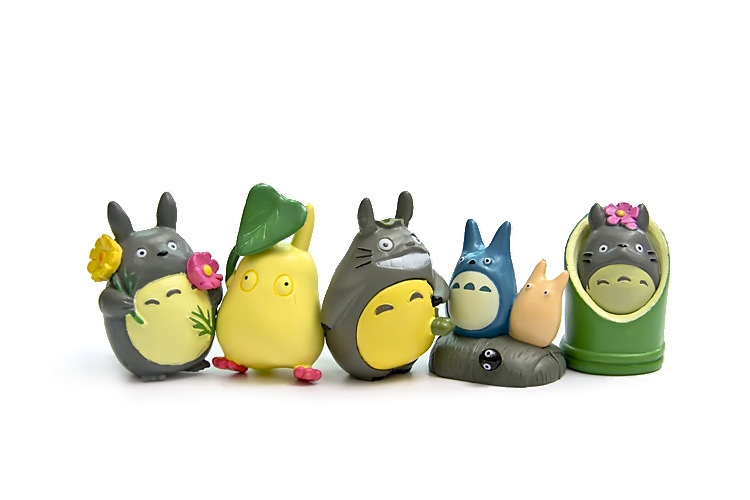 My Neighbor Totoro Figure 20pcs/lot New 2021