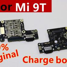 100%Original For Xiaomi Mi9T Charge Board Mi 9t Charging Fast Charger Dock Connector Port Board Micr