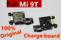 100%Original For Xiaomi Mi9T Charge Board Mi 9t Charging Fast Charger Dock Connector Port Board Micro Flex cable