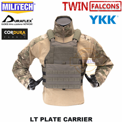 Chaleco táctico MILITECH TW TWINFALCONS LT SCARAB, hecho de delustrar CORDURA MIL SPEC CARRIER chaleco CRYE CP
