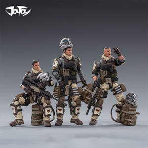 Soldier Figure Model-Toys SKULL Military JOYTOY 1/18 PARATROOPER HELL SQUAD