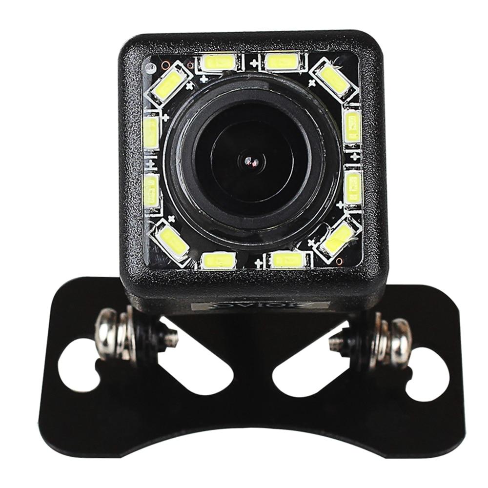 Автомобильные аксессуары, камера заднего вида, парковочная резервная Reaverse камера с водонепроницаемым ночным видением для автомобиля, DVD монитор, зеркало - Название цвета: 65