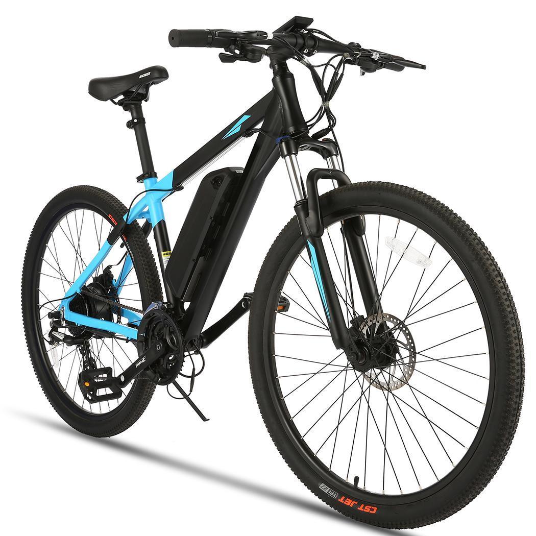 Elektrische Fahrrad 350W Elektrische Mountainbike Variabler Geschwindigkeit 27,5 zoll Reifen MTB Ebike Outdoor Radfahren Mit LED Fahrrad Computer