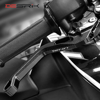 For YAMAHA MT 07 MT 07 MT07 2014 2015 2016 2017 2018 2019 Motorcycle Accessories CNC Motorcycle Brakes Clutch Levers Handle